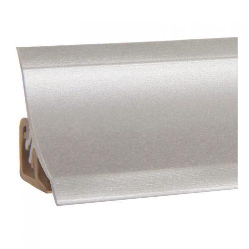Küchenabschlussleiste Alu Silber Holzbrink