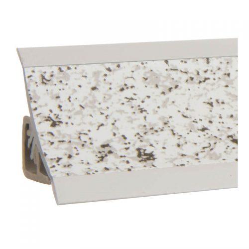 Küchenabschlussleiste Granit Hell PVC 150 cm