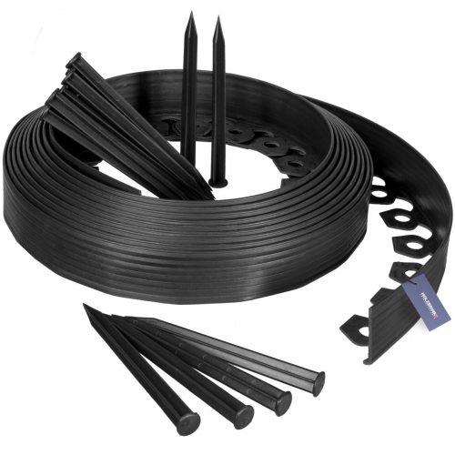 Rasenkante PVC Leistenband 50mm Holzbrink