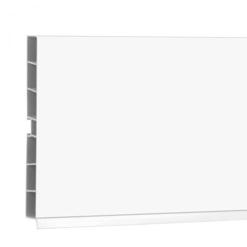 Sockelblende für Einbauküchen HBK10 Weiß glanz Holzbrink