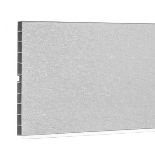 Sockelblende HBK15 Aluminium gebürstet HOLZBRINK
