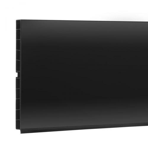 Sockelblende HBK15 Schwarz glänzend HOLZBRINK